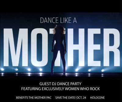 DANCE LIKE A MOTHER PROMO FB Newsfeed 2015 Save the Date